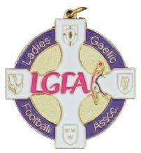 LGFA Gold 34mm Medal